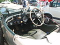 Bentley 6½-litre 1929 - Registration no. UL 7320 - Interior.jpeg