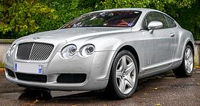 Bentley Continental GT - Flickr - Alexandre Prévot (cropped).jpg