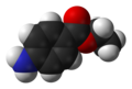 Benzocaine-from-xtal-3D-vdW.png