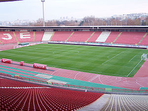 Athletics at the 2009 Summer Universiade - Image: Beograd 7651
