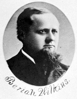 Beriah Wilkins American politician