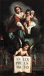 Bernardo Strozzi: Madonna of Justine