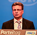 Bernd Sibler CSU Parteitag 2013 by Olaf Kosinsky (1 von 6).jpg