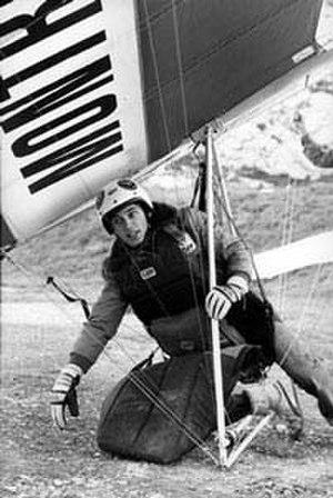 Bertrand Piccard - Bertrand Piccard during 1982.