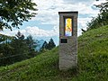 Besinnungsweg, Sankt Jakob, Grissian, Jakobsweg zwischen Meran und Bozen, Trentino, Südtirol, Italien - panoramio (1).jpg