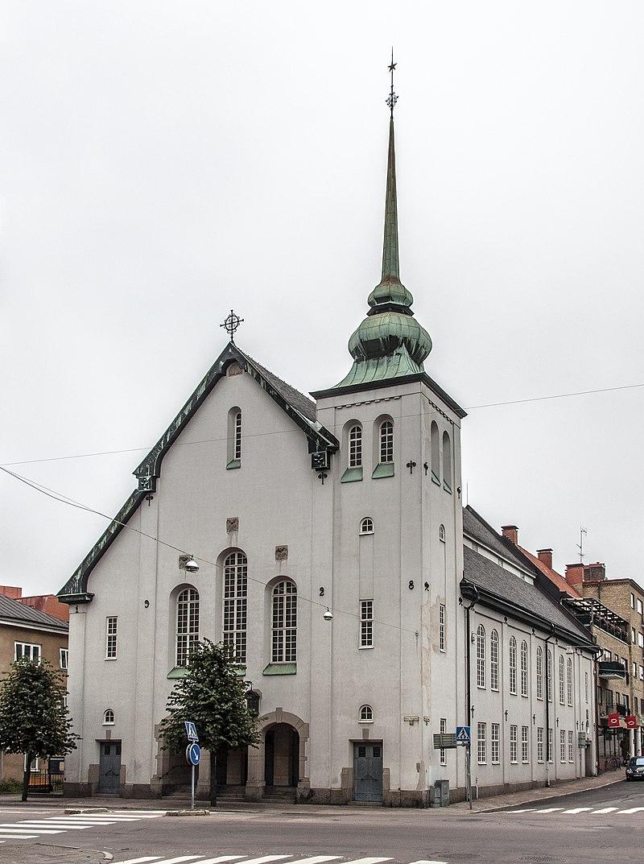 Tingvallakyrkan