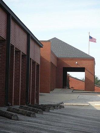 Beulah, Alabama - Image: Beulah Alabama Beulah High School