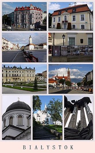 Białystok - Image: Białystok