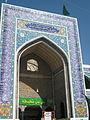Bibi Shatia Moque and mausoleum - Nishapur 48.JPG
