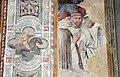Bicci di lorenzo, santo (1390), e resti di affreschi di antonio veneziano (1370), 04.JPG