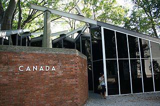 Canadian pavilion