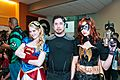 Big Wow 2013 - Supergirl, Tony Stark & Batgirl (8846378768).jpg