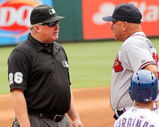 Bill Miller (umpire) baseball umpire from the United States