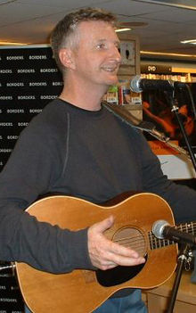 At a store promoting Must I Paint You a Picture, Borders Bookshop, Oxford Street, December 2003