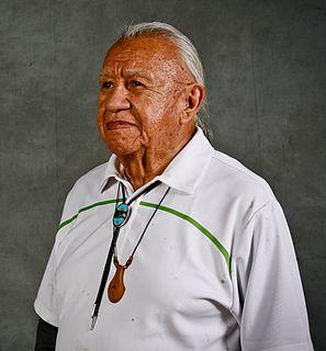 Billy Frank Jr. Native American rights activist