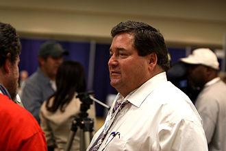 Billy Nungesser - Nungesser in 2011