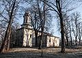 Biserica armenească Sf. Treime - fațadă nord.jpg