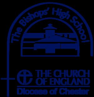 Bishops' Blue Coat Church of England High School - Image: Bishops Logo