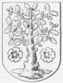 Bjæverskov Herreds våben 1648.png