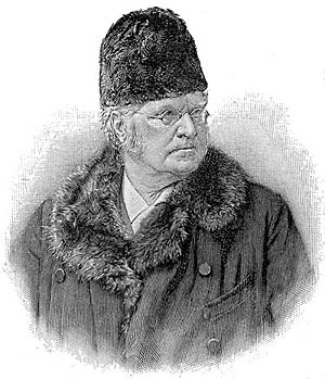 Riksmål Society - The author and poet Bjørnstjerne Bjørnson founded Riksmålsforbundet in 1907