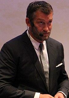 Björgólfur Thor Björgólfsson Icelandic businessman