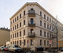 Blümnerstraße 11 Leipzig