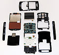 BlackBerry 8830 disassembled.jpg