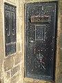 Black Postbox, Town Street, Horsforth - geograph.org.uk - 665533.jpg