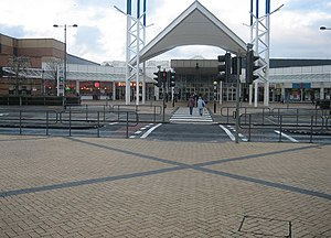 Blanchardstown - Blanchardstown shopping centre