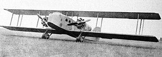 Blériot 165 - Image: Bleriot 165 L'Aérophile Salon 1926