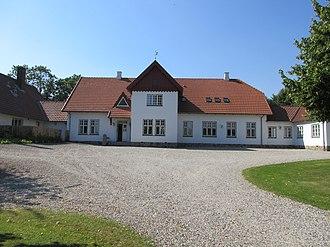 Blovstrød - Blovstrød Parish House