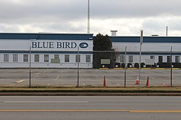 Blue Bird Building closeup, Fort Valley.jpg