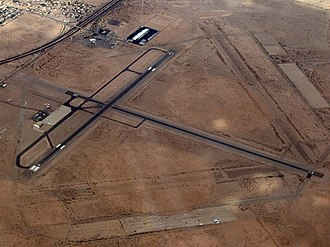 Blythe Airport - 2008 aerial photo