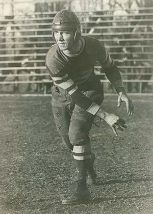 1919 College Football All-Southern Team - Bo McMillin of Centre College.