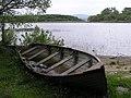 Boat at Lough Melvin - geograph.org.uk - 810908.jpg