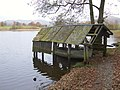 Boathouse on Blelham Tarn - geograph.org.uk - 617279.jpg