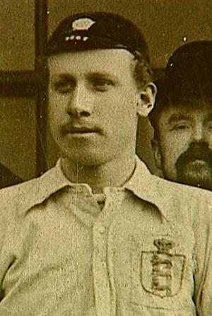 Bob Roberts (footballer, born 1859) - Image: Bob Roberts