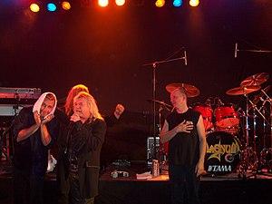 Magnum (band) - Magnum in concert, 2005