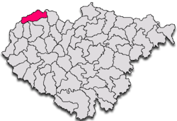 Commune Bobota in Sălaj County