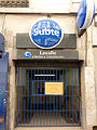 Boca de subte - Estación Lavalle - Línea C.JPG
