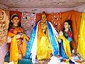 Bodh Gaya - Sujata, Punna and the Bodhisatta (9219568843) (2).jpg