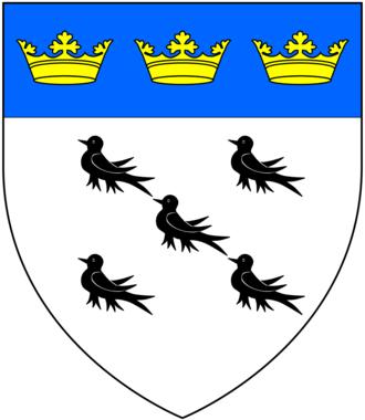 Thomas Bodley - Image: Bodley Arms