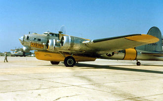 Dumbo (air-sea rescue) - USAF Air Rescue Service Boeing SB-17G, an air-sea rescue variant of the B-17 Flying Fortress