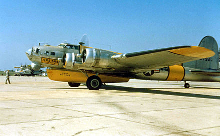 SB-17G of the 5th Rescue Squadron, USAF, ~1950 Boeing SB-17G of the 5th Rescue Squadron, Flight D.jpg