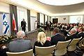 Bogdan Borusewicz Ceremonia wręczenia medali Sprawiedliwy wśród Narodów Świata Senat RP 2012.JPG