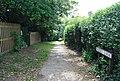 Bogey Lane, Molyneux Park Rd - geograph.org.uk - 1287321.jpg