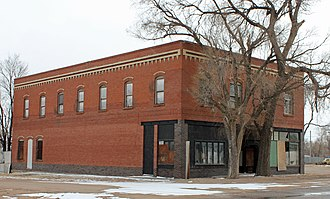 Boggs Lumber and Hardware Building - Image: Boggs Lumber and Hardware Building