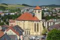 Boskovice (Boskowitz) - Kostel svatého Jakuba Staršího.JPG
