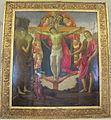 Botticelli, pala delle convertite (trinità e santi), 1491-94, 01.JPG