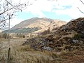 Bottom of Hillside near Glenfinnan monument car park - geograph.org.uk - 393932.jpg